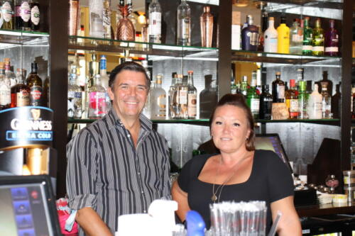New managers in bar
